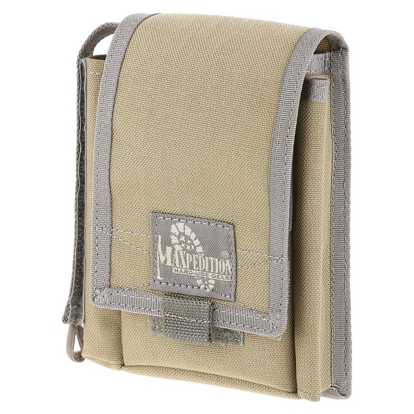 Maxpedition TC-10 Pouch (Khaki-Foliage)