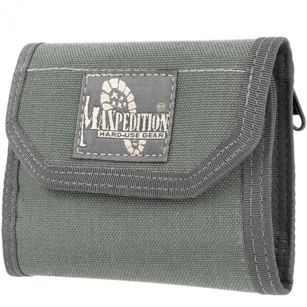 Maxpedition C.M.C. Wallet (Foliage Green)