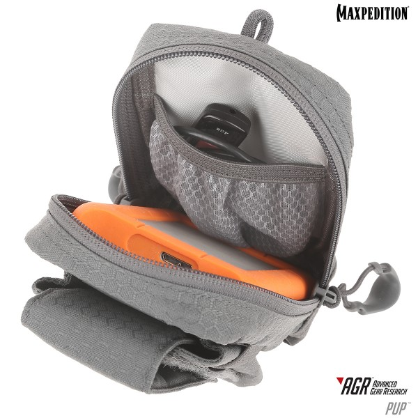 Maxpedition PUP Phone Utility Pouch (Gray)
