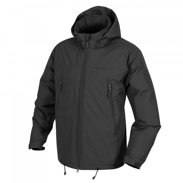 Helikon Tex HUSKY Tactical Winter Jacket - Climashield® Apex 100g - Black