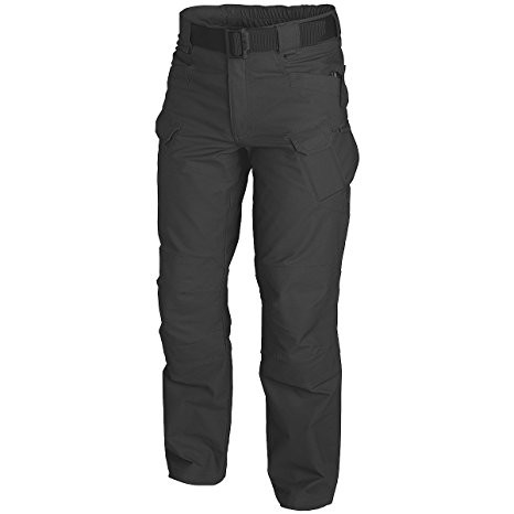 Spodnie UTP® (Urban Tactical Pants®) - PolyCotton Ripstop - Black Regular L