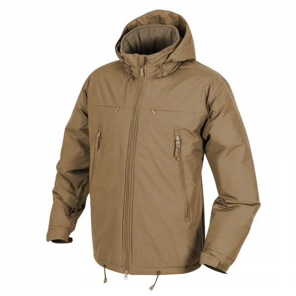 Helikon Tex HUSKY Tactical Winter Jacket - Climashield® Apex 100g - Coyote