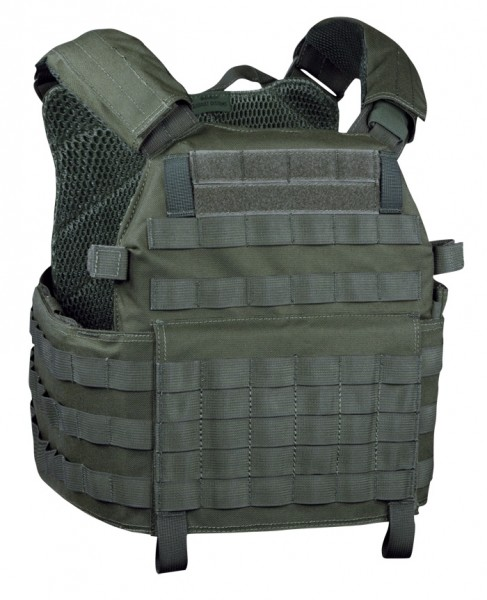 Plattenträger Warrior DCS Plate Carrier Olive Drab