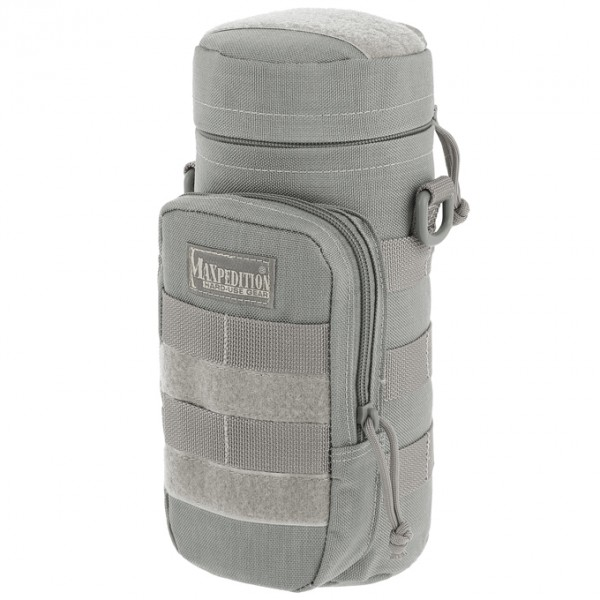 """Maxpedition 10"""" x 4"""" Bottle Holder (FOLIAGE GREEN)"""
