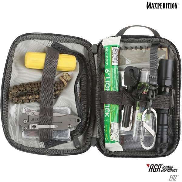Maxpedition ERZ Everyday Organizer (Black)