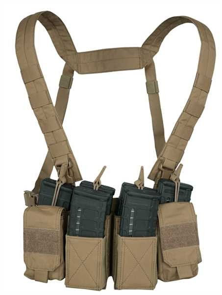 Warrior Pathfinder Chest Rig Coyote