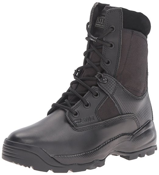"5.11 WM ATAC 8"" BOOT W/SD ZIP"