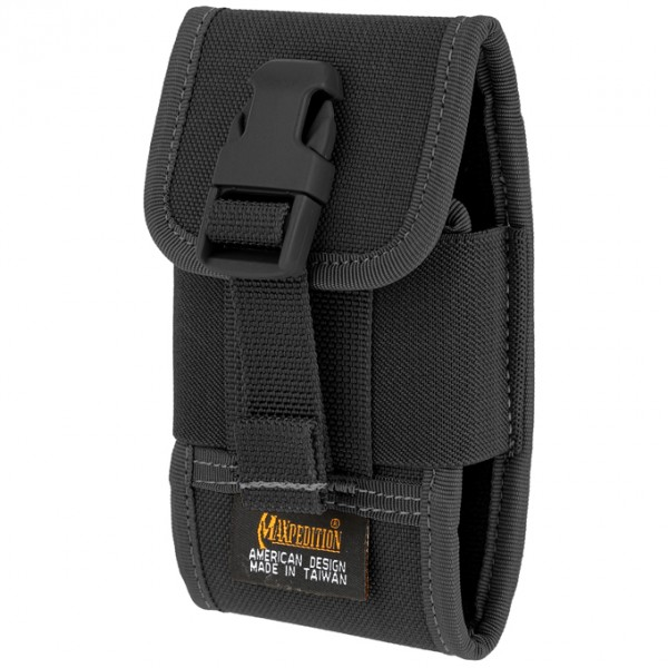 Maxpedition Vertical Smart Phone Holster (Black)