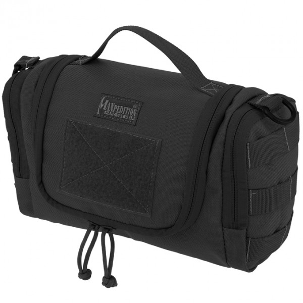 Maxpedition AFTERMATH™ Compact Toiletries Bag (Black)