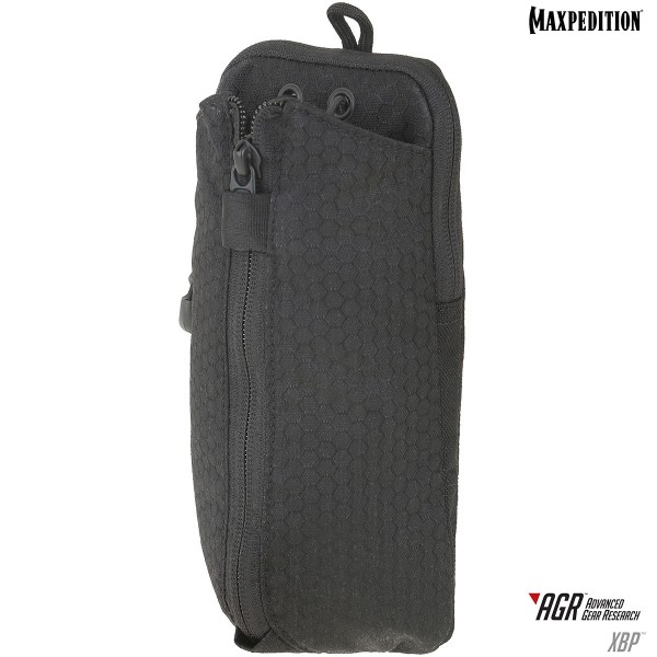 Maxpedition XBP Expandable Bottle Pouch (Black)