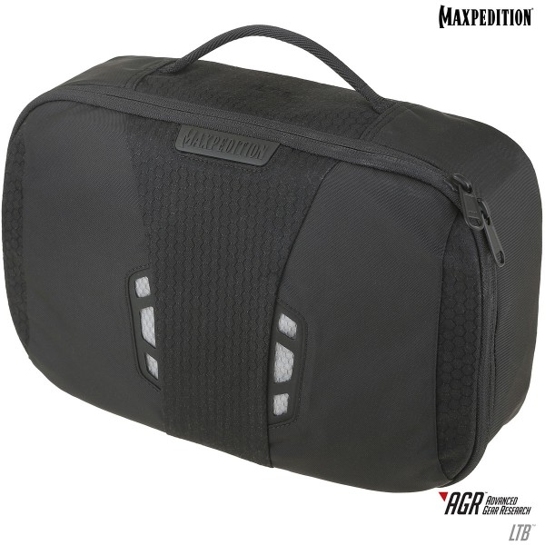 Maxpedition LTB Lightweight Toiletry Bag (Black)
