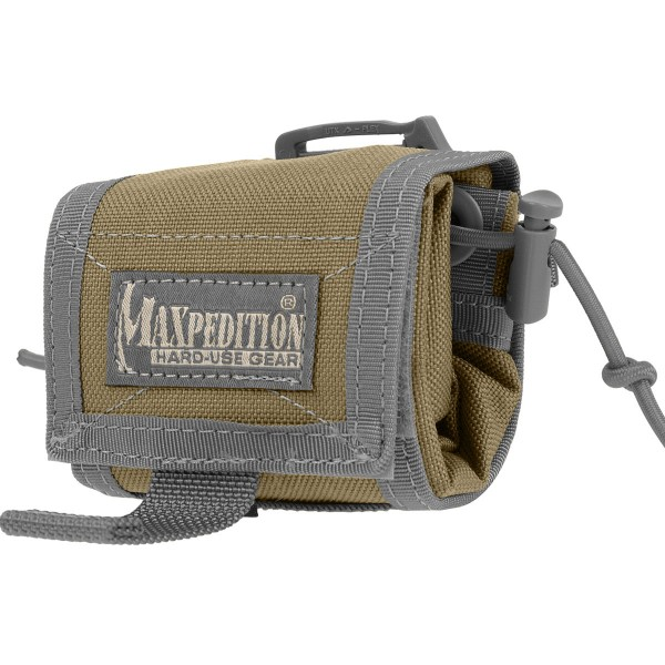 Maxpedition ROLLYPOLY® Folding Dump Pouch (Khaki-Foliage)