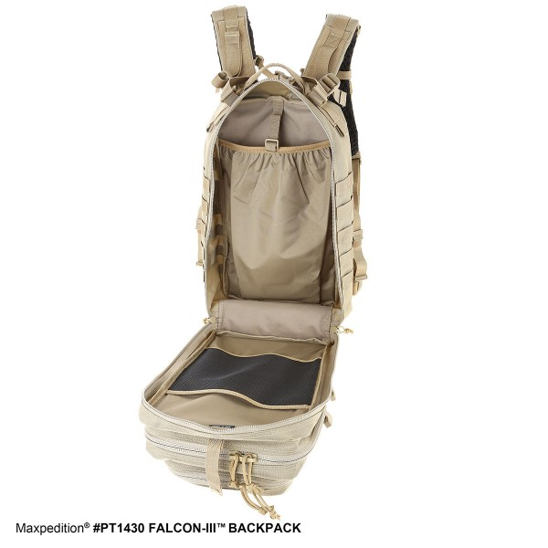 Maxpedition Falcon-III Backpack (Khaki)