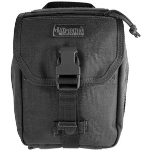 Maxpedition F.I.G.H.T. Medical Pouch (Black)