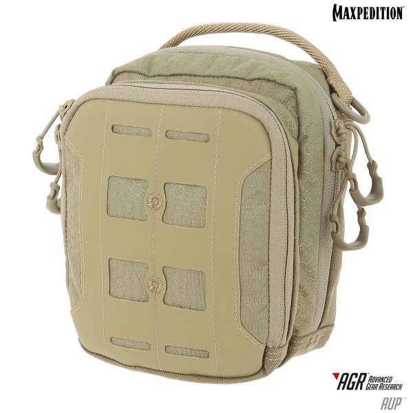 Maxpedition AUP™ Accordion Utility Pouch (Tan)