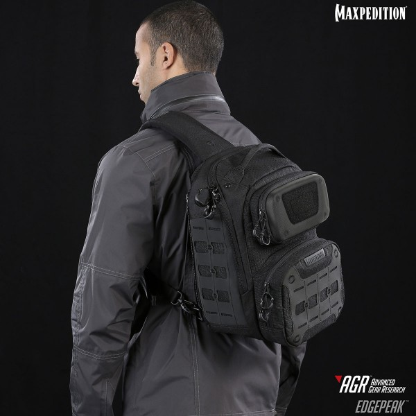 Maxpedition EDGEPEAK™ Sling Pack (Black)