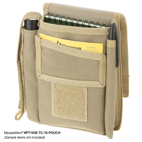 Maxpedition TC-10 Pouch (Khaki)