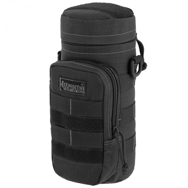 "Maxpedition 10"" x 4"" Bottle Holder (Black)"