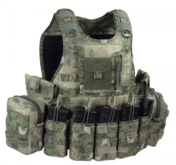 Warrior RICAS Compact M4 Plate Carrier A-TACS FG