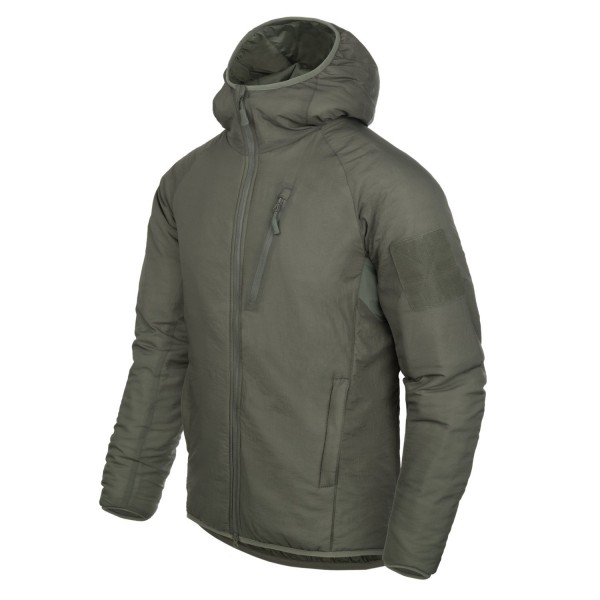 Helikon Tex WOLFHOUND Hoodie Jacket - Climashield® Apex 67g - Alpha Green