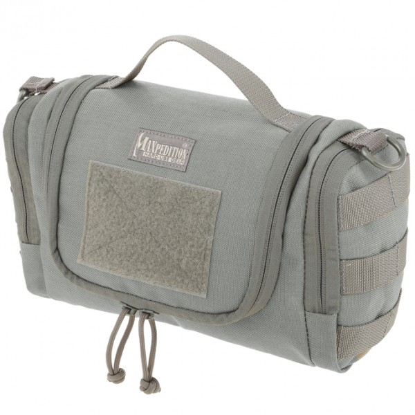 Maxpedition AFTERMATH™ Compact Toiletries Bag (Foliage Green)