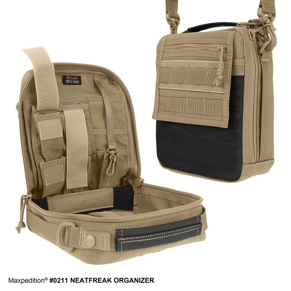 Maxpedition NeatFreak Organizer (khaki)