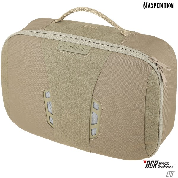 Maxpedition LTB Lightweight Toiletry Bag (Tan)