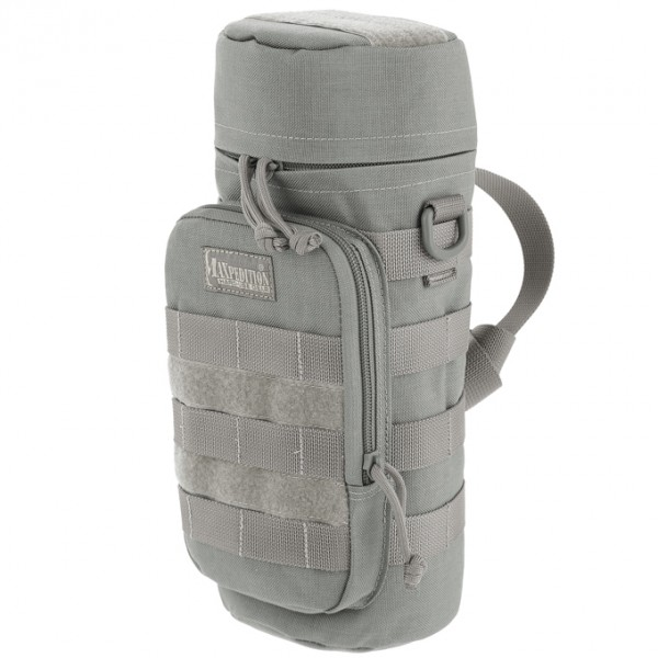 """Maxpedition 12"""" x 5"""" Bottle Holder (FOLIAGE GREEN)"""