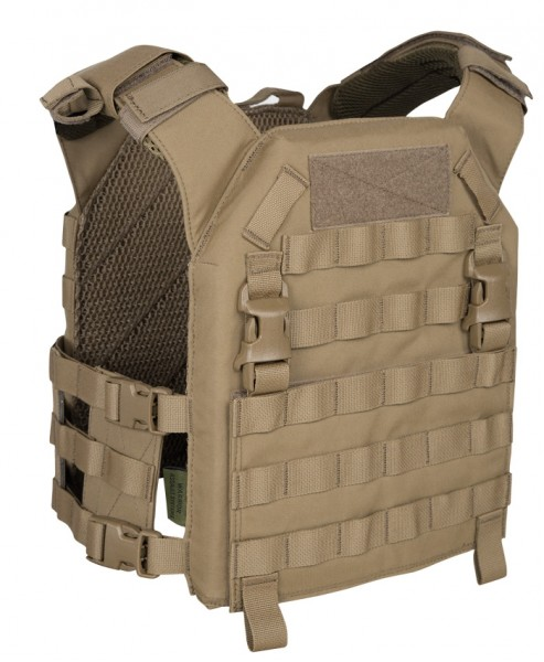 Warrior Recon Plate Carrier Coyote M