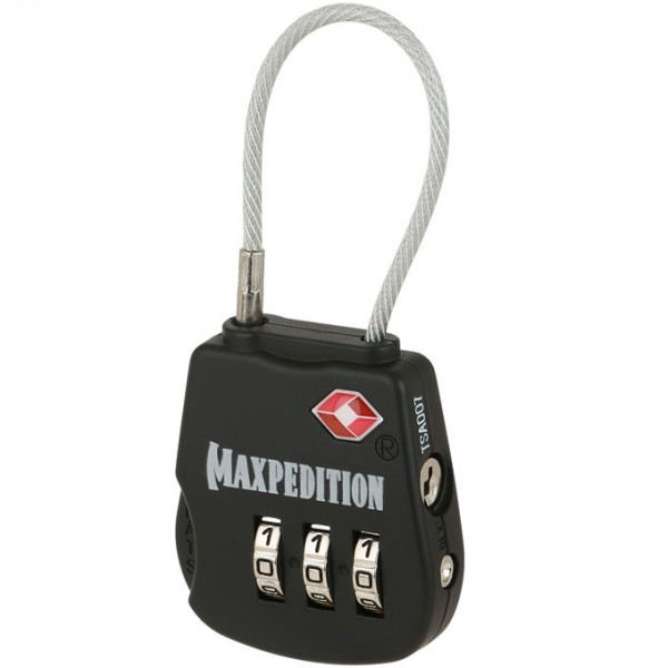 Maxpedition Tactical Luggage Lock (Black)