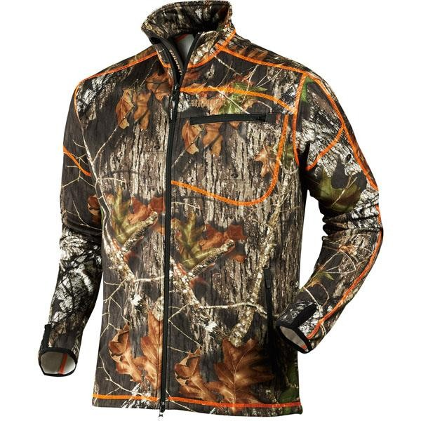 Härkila Skoll Fleece Mossy Oak New Break-Up Gr S