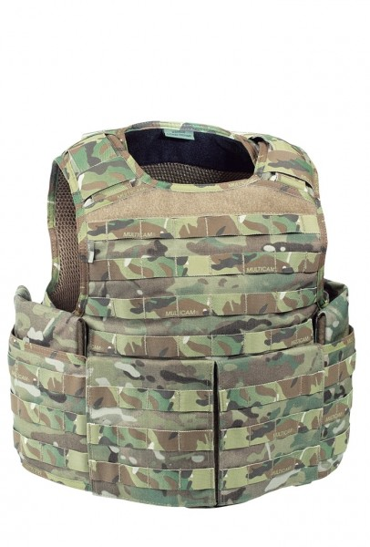 Warrior Raptor Releasable Carrier Multicam L