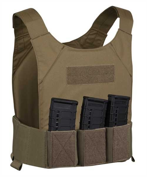 Warrior Covert Plate Carrier MK1 Coyote
