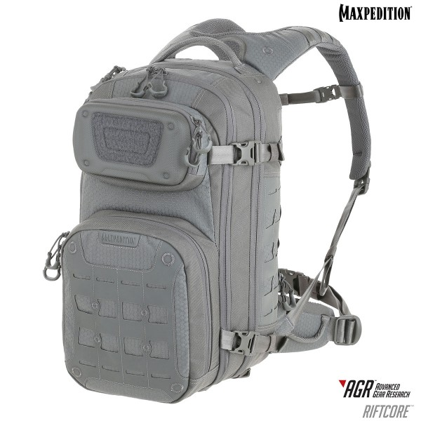 Maxpedition RIFTCORE™ Backpack (Gray)