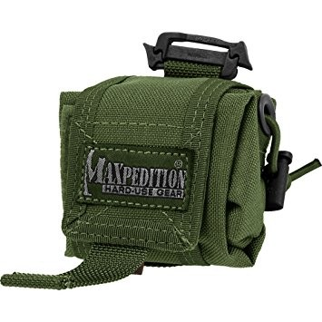 Maxpedition ROLLYPOLY® Folding Dump Pouch (OD Green)