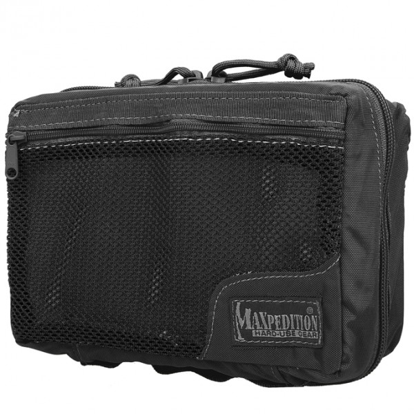 Maxpedition Individual First Aid Pouch (Black)