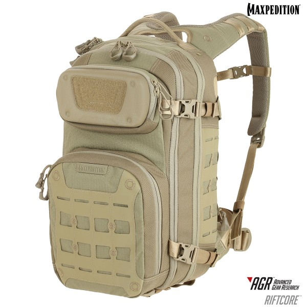 Maxpedition RIFTCORE™ Backpack (Tan)