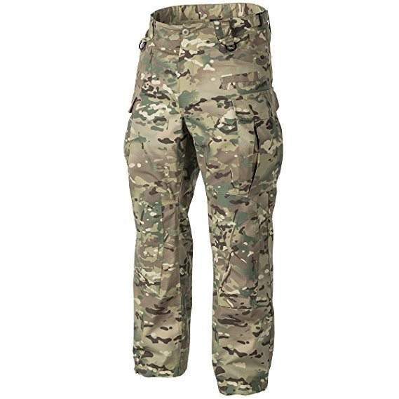 Spodnie SFU NEXT® - PolyCotton Ripstop - Camogrom® Long XL
