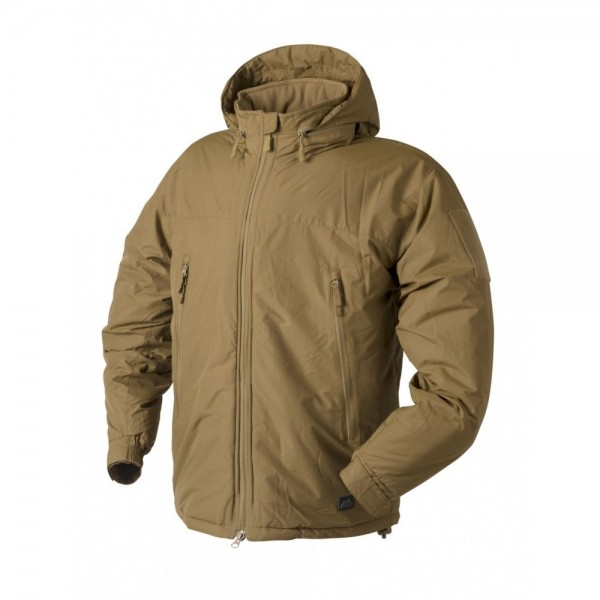 Helikon Tex LEVEL 7 Lightweight Winter Jacket - Climashield® Apex 100g - Coyote