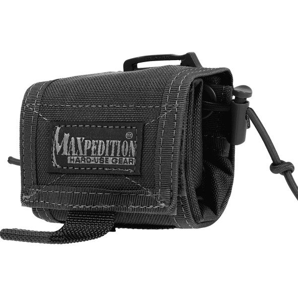 Maxpedition ROLLYPOLY® Folding Dump Pouch (Black)