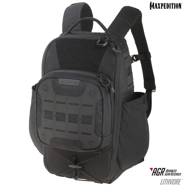 Maxpedition LITHVORE (Black)