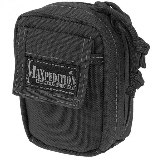 Maxpedition Barnacle Pouch (Black)