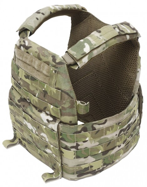 Plattenträger Warrior DCS Plate Carrier Multicam M