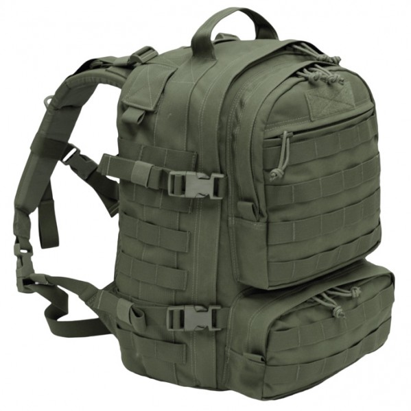 Rucksack Warrior Pegasus Pack Oliv