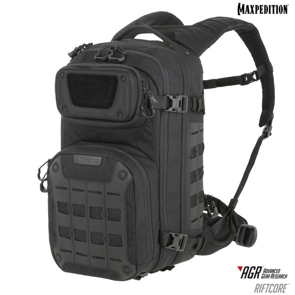 Maxpedition RIFTCORE™ Backpack (Black)