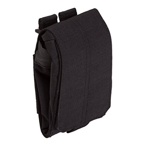 5.11 X-LARGE DROP POUCH - BLACK