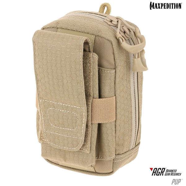 Maxpedition PUP Phone Utility Pouch (Tan)