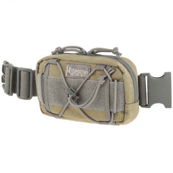 Maxpedition Janus Extension Pocket (Khaki-Foliage)
