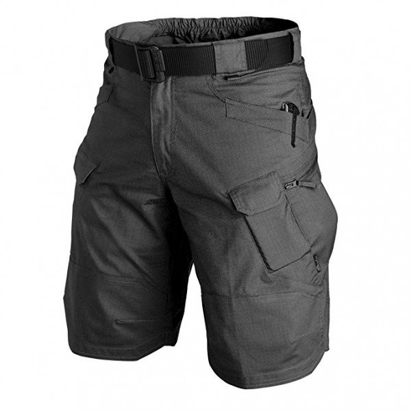 Spodnie UTS® (Urban Tactical Shorts®) 11'' - PolyCotton Ripstop - Black Regular XL