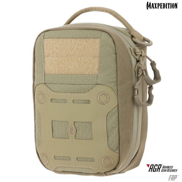 Maxpedition FRP™ First Response Pouch (Tan)